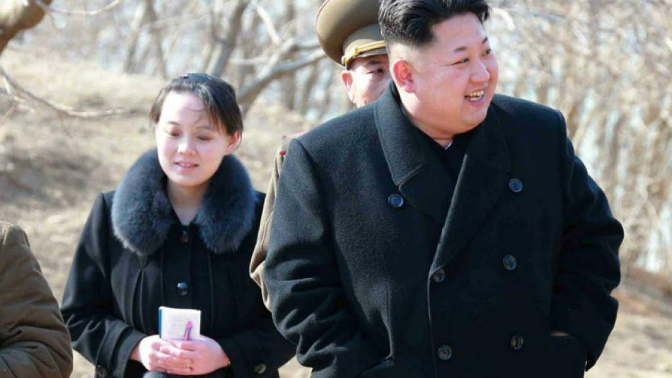 kim jong un familia corea del norte 20180212