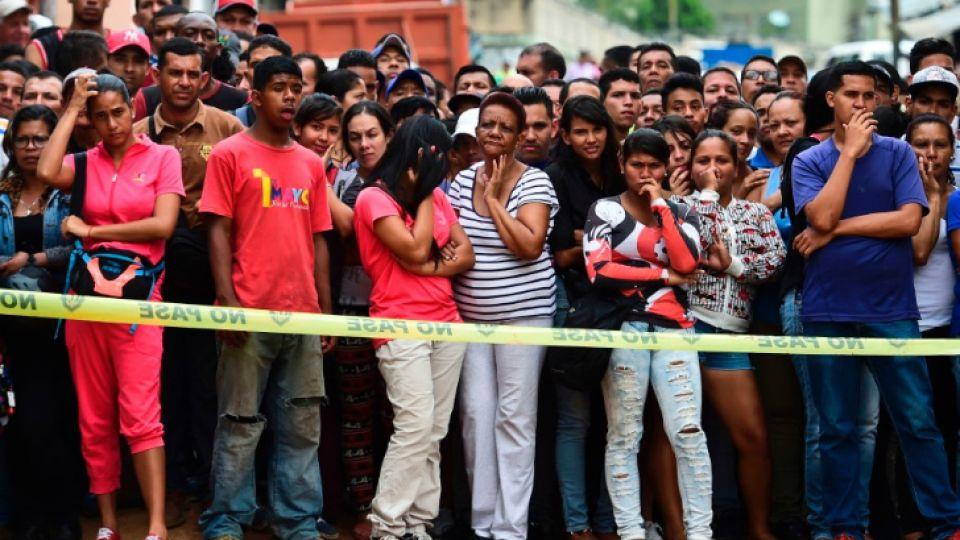 Unos 9.800 ciudadanos venezolanos llegaron a la Argentina solo en enero de 2018.