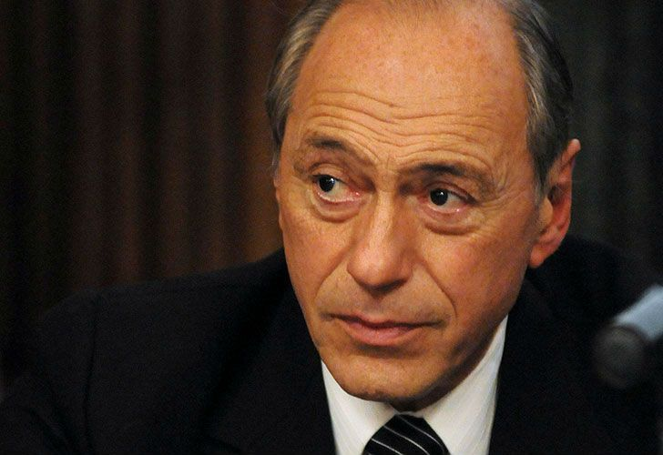 El exjuez de la Corte Suprema y actual miembro de la Corte Interamericana de Derechos Humanos (CIDH), Eugenio Raúl Zaffaroni.