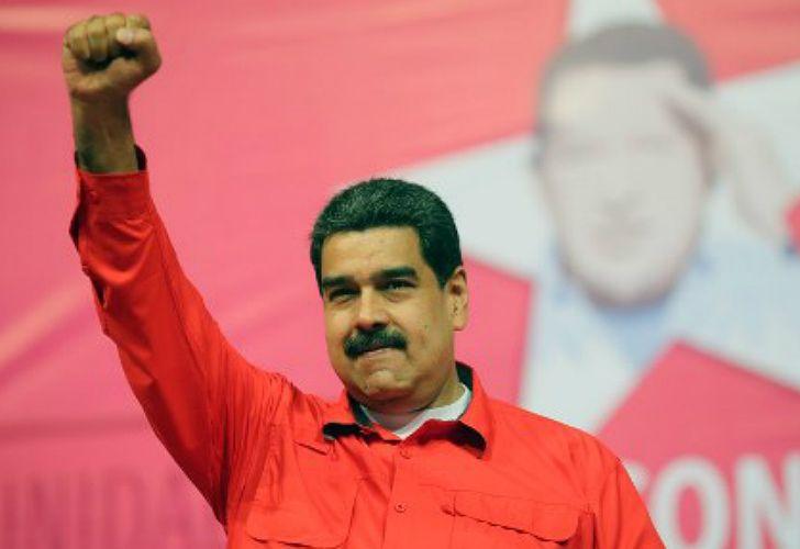 Nicolás Maduro, camino a la reelección en Venezuela.