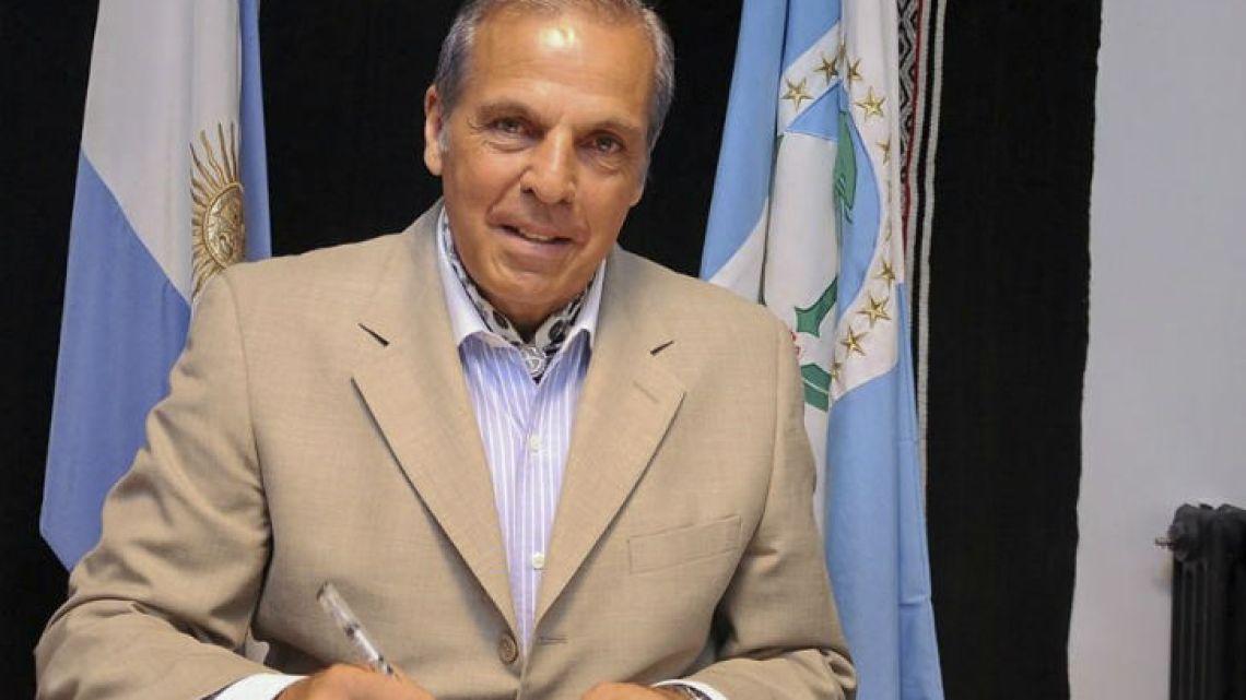 Former Neuquén governor Jorge Sapag.