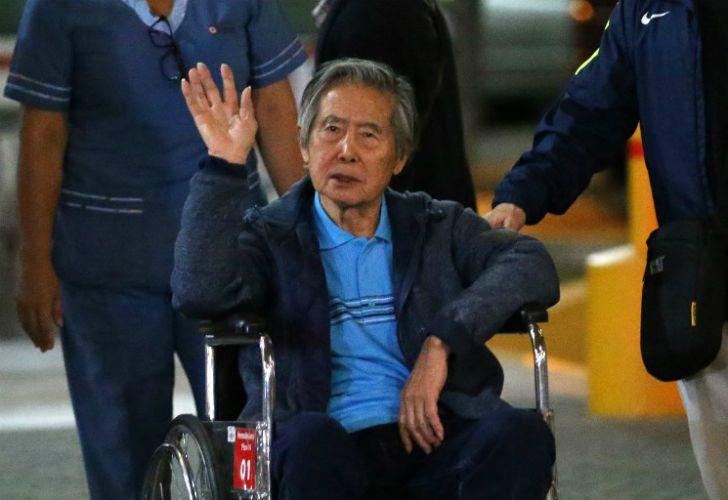 Tras más de 20 años, Alberto Fujimori es denunciado por esterilizaciones forzadas