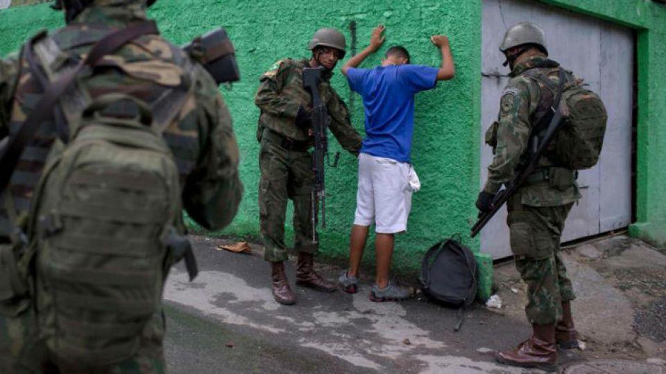 La Cámara de Diputados de Brasil aprobó este martes el decreto del presidente de facto Michel Temer que dispone la intervención federal de Río de Janeiro.