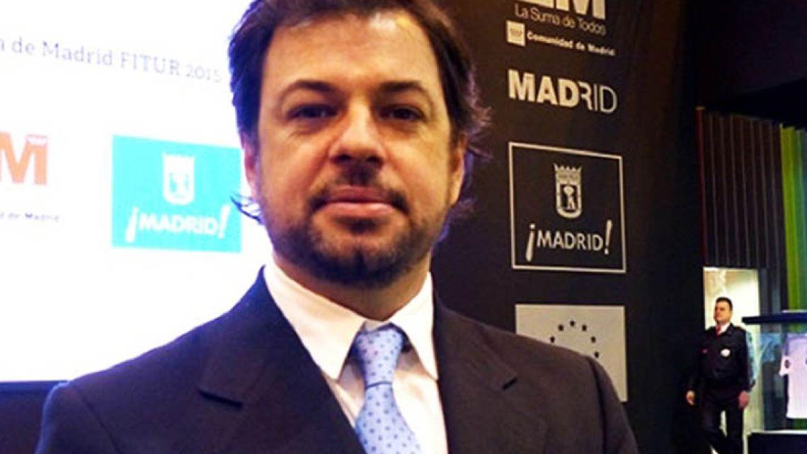Former presidential undersecretary Valentín Díaz Gilligan.