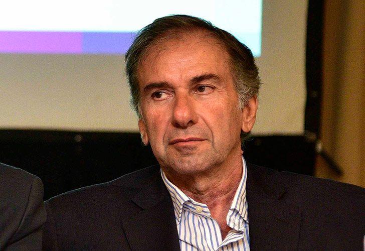 El jefe del bloque de Senadores del PRO, Humberto Schiavoni