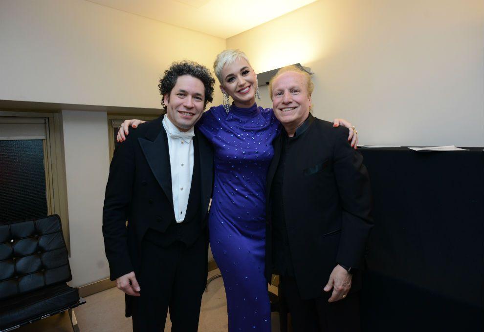 Katy Perry visitó el Teatro Colón - Tucumán a las 7