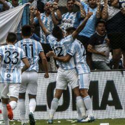 Atlético Tucumán Boca