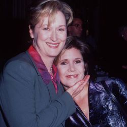 Meryl Streep-Carrie Fisher
