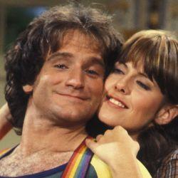 Pam Dawber-Robin Williams