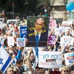 protestas-contra-la-corrupcion-en-israel