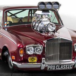 Parabrisas Mir 225 Esta Locura 161 Un Rolls Royce Dragster