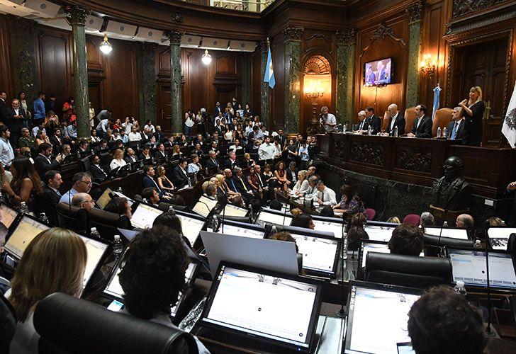 La Legislatura porteña aprobó la reforma del Código Procesal Penal.