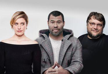 Gerwig, Peel y Del Toro compiten este domingo en la categoría Mejor Director.