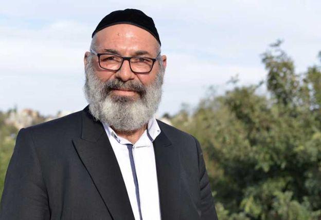 Avraham Sinai entrevistado por NOTICIAS en Israel, en un encuentro organizado por la Delegación de Asociaciones Israelitas Argentinas (DAIA).