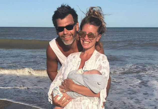 Tremendo anuncio de Florencia Peña y su novio — Confirmadísimo