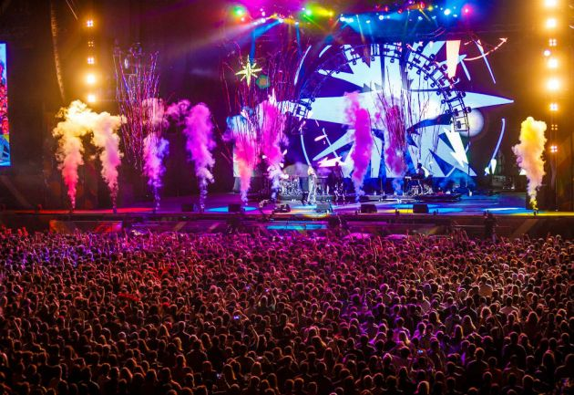 Lollapalooza 2018: cancelan tercera jornada del festival por la tormenta