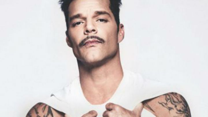 Ricky Martin, al borde del llanto, hizo un desesperante pedido en las redes