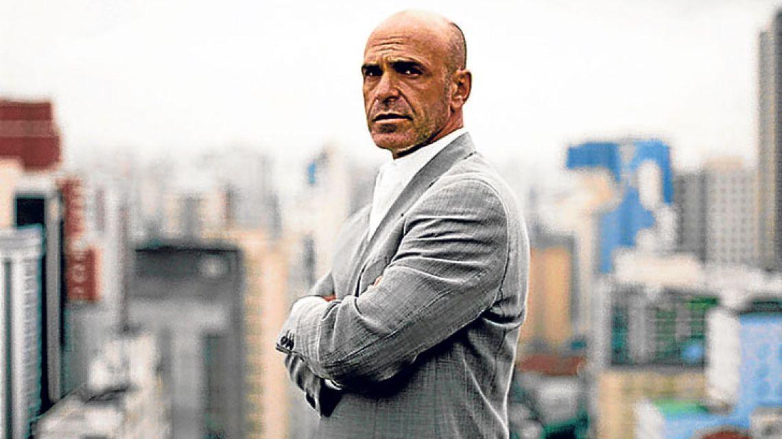 Gustavo Héctor Arribas, head of Argentina's Federal Intelligence Agency (AFI).