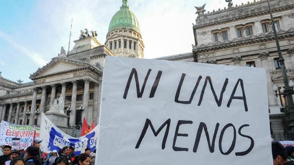 Thursday's march will focus on several issues concerning women's rights in Argentina.