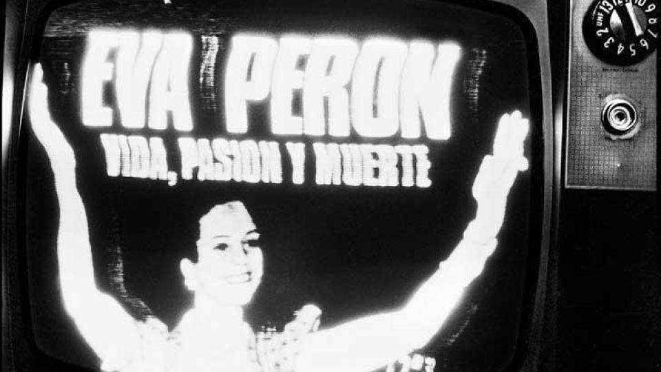 Sara Facio. Perón. Muestra fotográfica en el MALBA.
