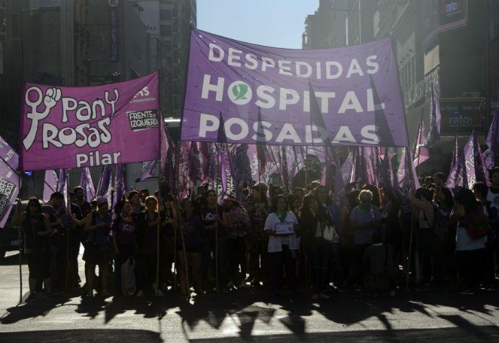 marcha dia de la mujer 03082018