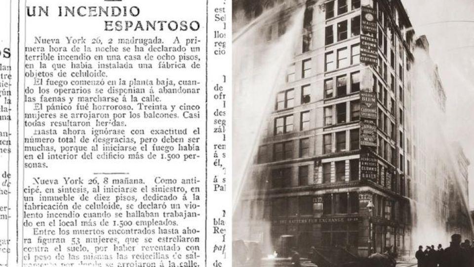 incendio fabrica nueva york 20180308