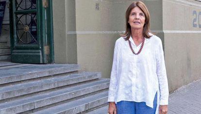"""Cambios. """"Cuando estudiaba éramos menos de diez mujeres en el aula, eso no me desalentó"""", afirma Garibay."""