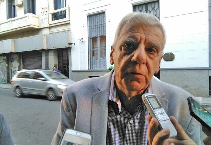 José Luis Lingeri, otro de los asistentes al encuentro