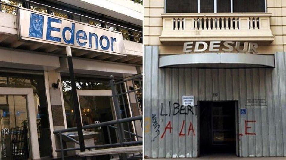 Edesur y Edenor 12032018
