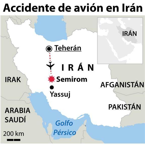 accidente turquia iran 20180313