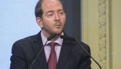 Miguel Braun, secretario de Comercio