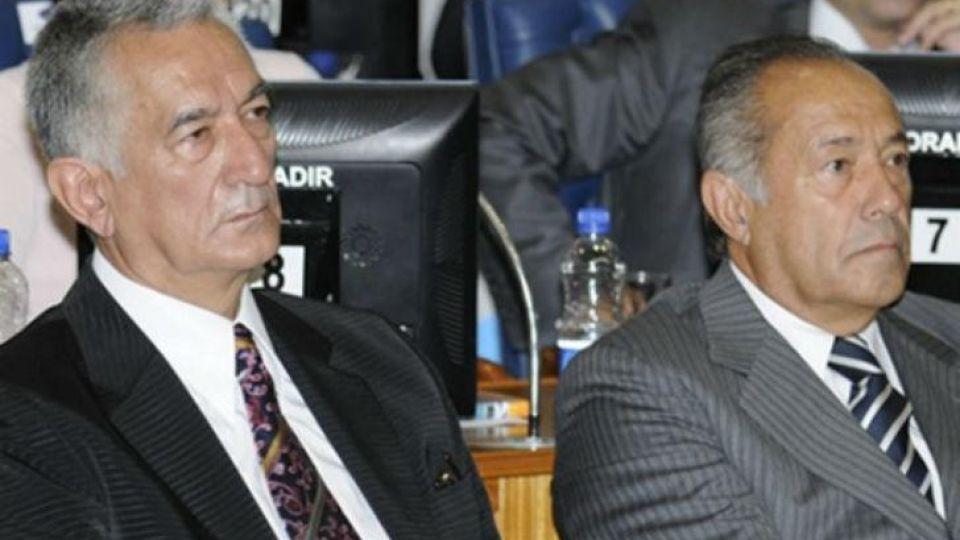 Alberto y Adolfo Rodríguez Saá distanciados.