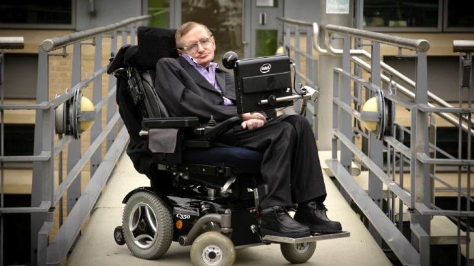 Murió el físico británico Stephen Hawking a los 76 años