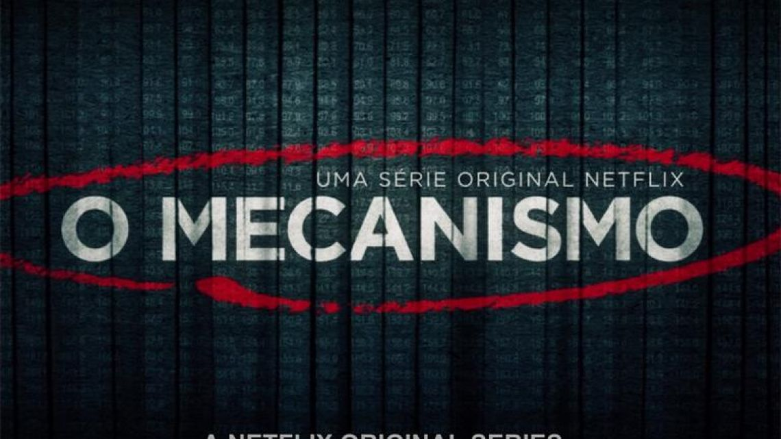 "Jose Padilha's new series, ""The Mechanism"" opens on March 23 and is heavily based on the graft scandal shaking Brazil over the last four years."