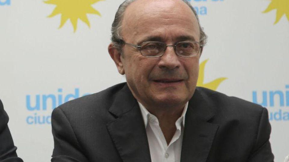 El diputado nacional Leopoldo Moreau.