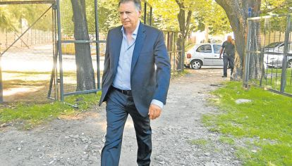 Investigados. López y De Sousa no le pagaron a a la AFIP, que conducía Echegaray, quien no los persiguió.