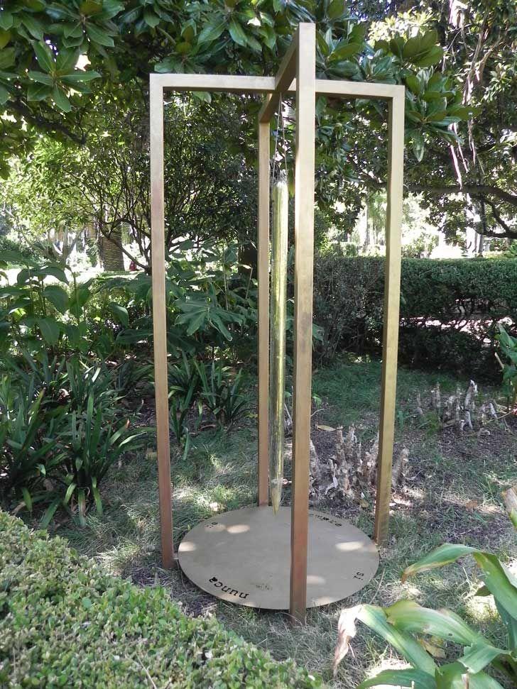 Inaugura Muestra De Esculturas En El Jardin Del Museo Larreta Perfil - Escultura-jardin