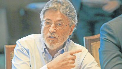 Recaudadores. La causa se inició en la gestión del titular saliente de la AFIP, Alberto Abad. Cuccioli, cuestionado, asume en abril.