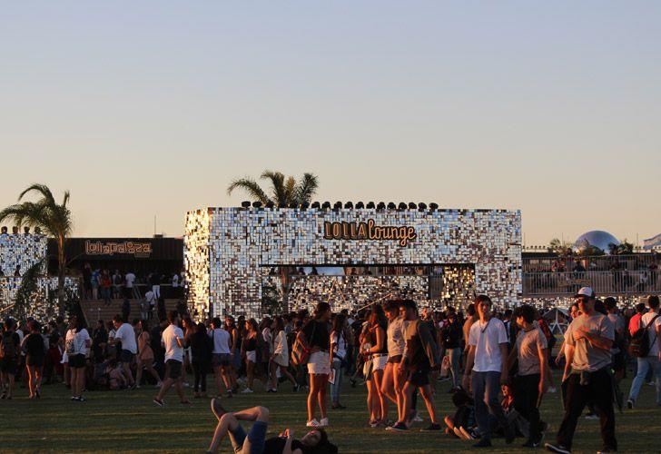 Lollapalooza 2018 - Atardecer