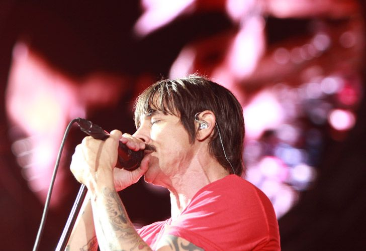 Lollapalooza 2018 -  Red Hot Chili Peppers -