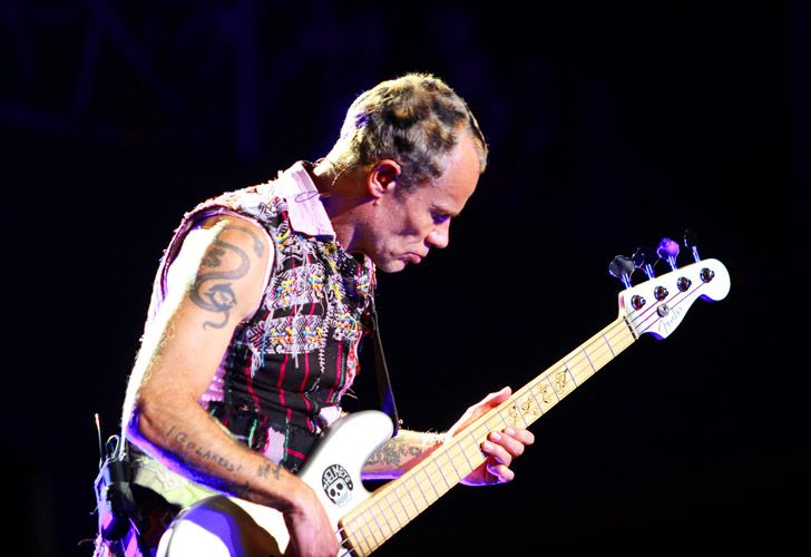 Lollapalooza 2018 Red Hot Chili Peppers