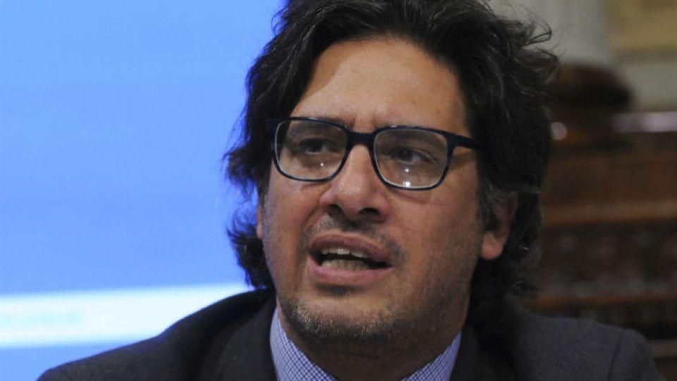 El ministro de Justicia, Germán Garavano, se refirió a la salida de prisión del empresario Cristóbal López.