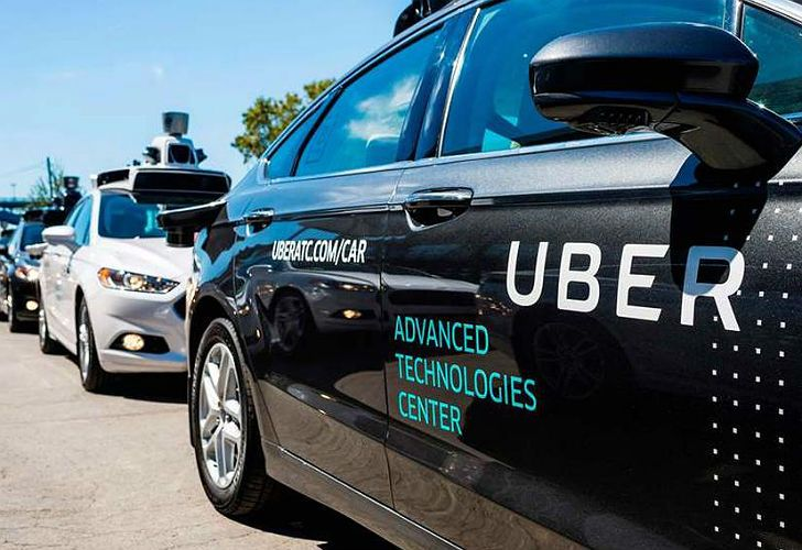 Uber Accidente Arizona