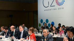 G20 ministros hacienda y BCRA
