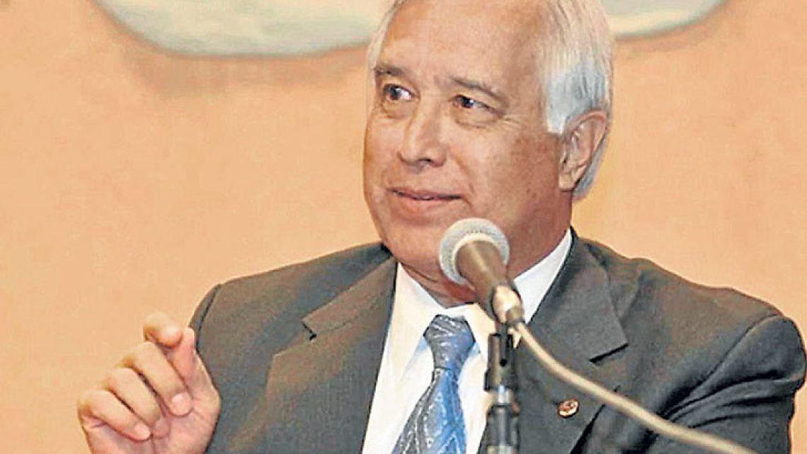 US Ambassador to Argentina Edward Prado.
