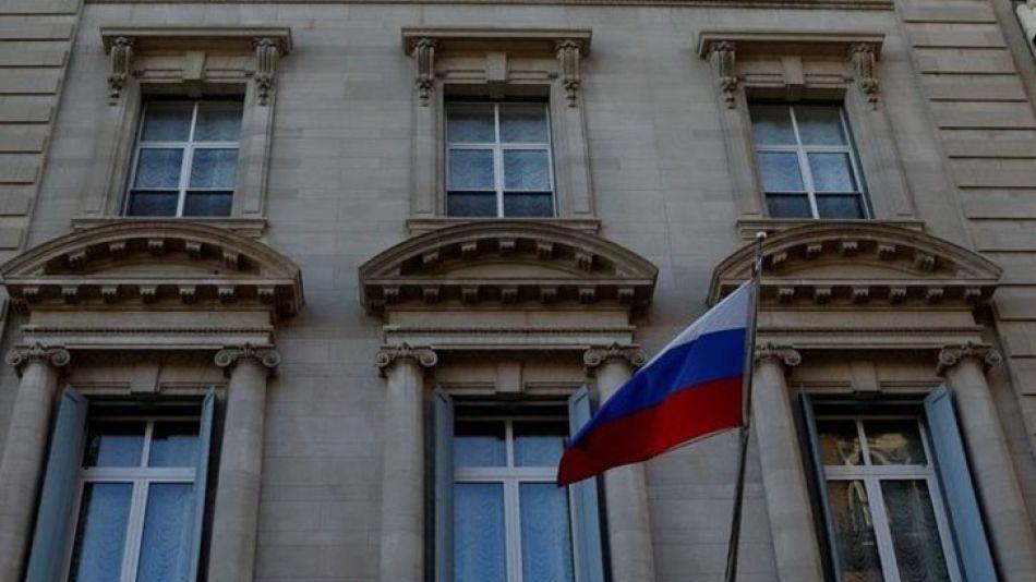 Consulado ruso en Seattle