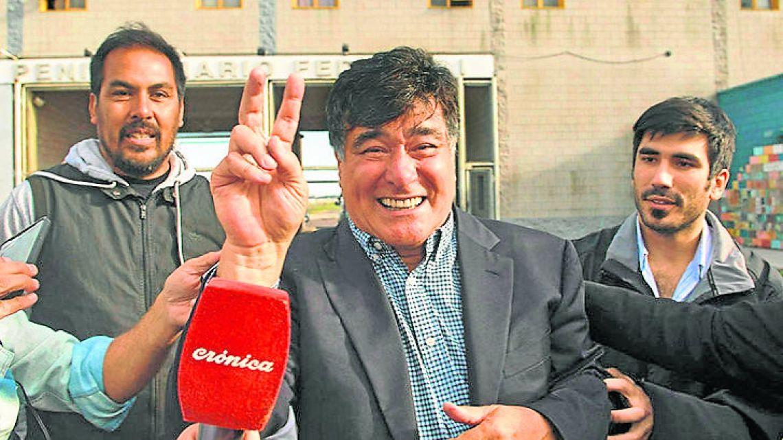 Former vice-presidential candidate Carlos Zannini.