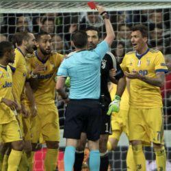 Penal Real Madrid Juventus