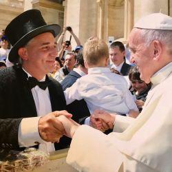 El Mago sin dientes-Papa Francisco (2)