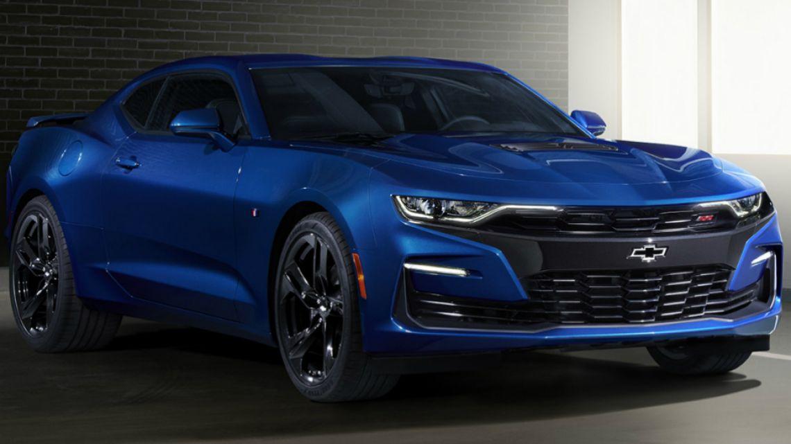 Parabrisas Chevrolet Camaro 2019 Una Apuesta A La Imagen Y A La
